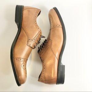 Stacy Adams brown men's shoes. Size 11.5